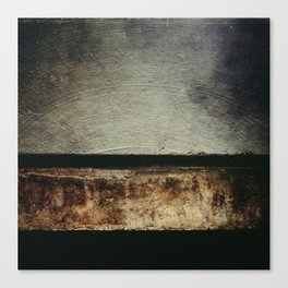 Desert Horizon Canvas Print