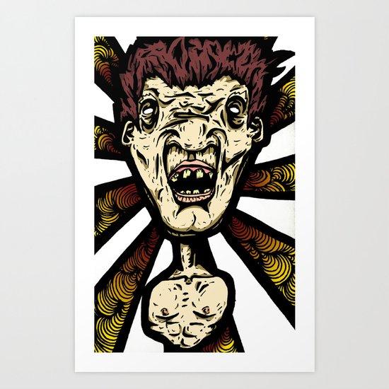 Johnny Art Print