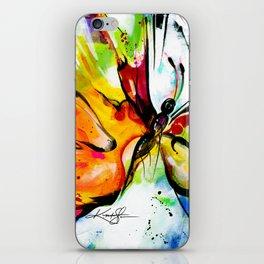 Joyful Ecstasy No. 6 iPhone Skin