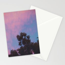 East Village Sunsets, NYC Stationery Cards