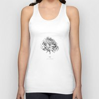 roses Tank Tops featuring Roses  by Caitlin Workman