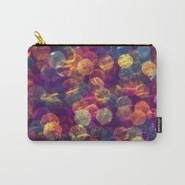 kaleidoscope rainbow Carry-All Pouch