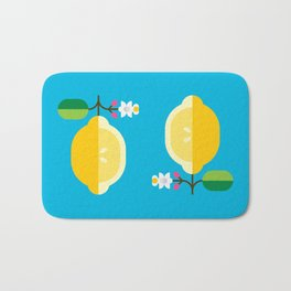 Fruit: Lemon Bath Mat