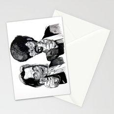 Zombie Fiction Stationery Cards