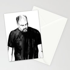 DARK COMEDIANS: Louis C.K. Stationery Cards