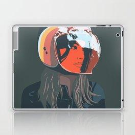 orange (from a photo by Sebastien Zanella) Laptop & iPad Skin