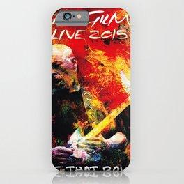 david gilmour fire rattle tour dates 2021 sugiharto iPhone Case