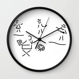director filmmaker Wall Clock