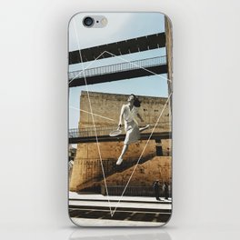 Pass Is Done iPhone Skin