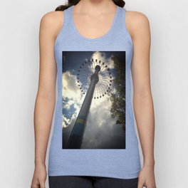 The ride Unisex Tank Top