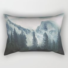 Cross Mountains Rectangular Pillow
