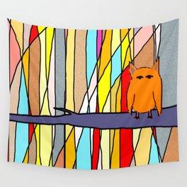 meditation animal Wall Tapestry