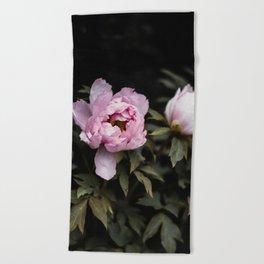 Flowers -a48 Beach Towel