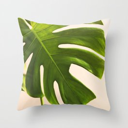 Verdure #9 Throw Pillow