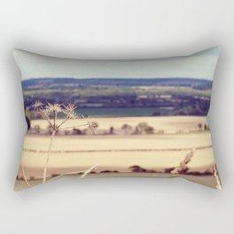 Fall Landscape. Rectangular Pillow