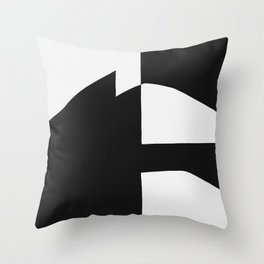 Work With Contradictions Throw Pillow
