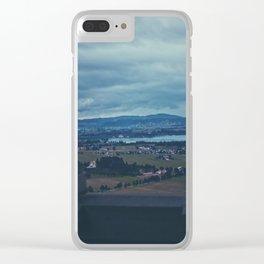View from Neuschwanstein Clear iPhone Case