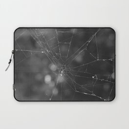 Along Came a Spider Laptop Sleeve