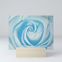 Blue Rose Mini Art Print