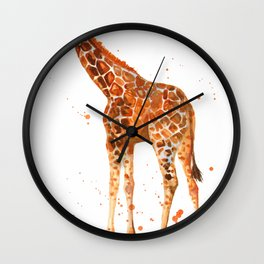 All Legs Wall Clock