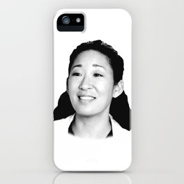 Cristina Yang iPhone Case