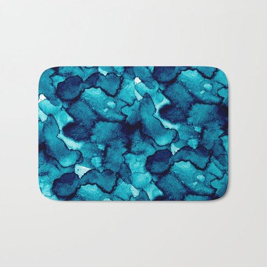Abstract XIV Bath Mat
