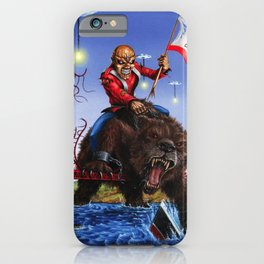 iron fransisco maiden tour 2020 iPhone Case