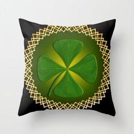 Celtic Sheild Throw Pillow