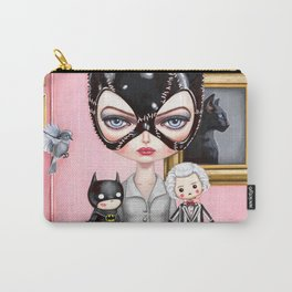 Catwoman - Playtime For Kitty Carry-All Pouch