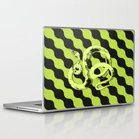 snake Laptop & iPad Skins featuring Snake by LoRo  Art & Pictures