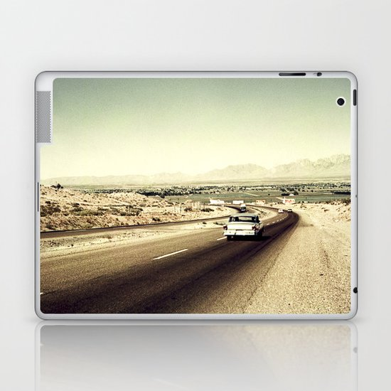highway Laptop & iPad Skin