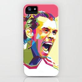 Gareth Bale WPAP #4 iPhone Case