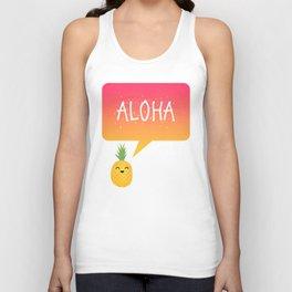 Aloha Unisex Tank Top
