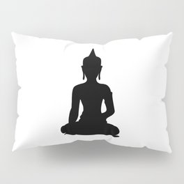Simple Buddha Pillow Sham