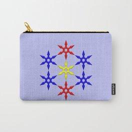 Shuriken Design Carry-All Pouch