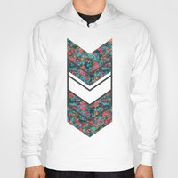 tropical Hoodies featuring TROPICAL by gasponce