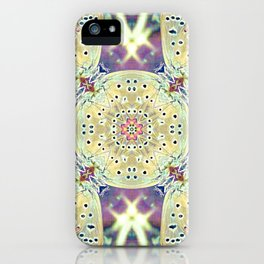 On The Wings Of Love iPhone Case