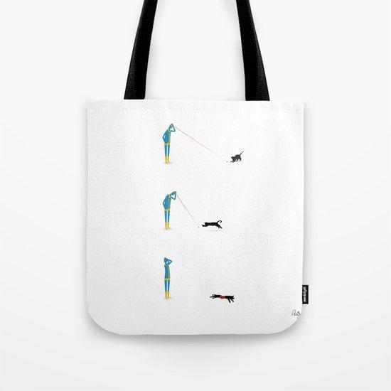 Cyclops' Cat Tote Bag
