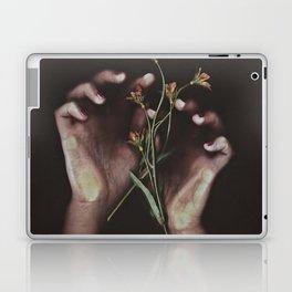 DELICATE HANDS Laptop & iPad Skin