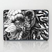bioworkz iPad Cases featuring Lion by BIOWORKZ