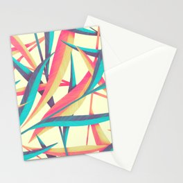 Grass Feathers Stationery Cards