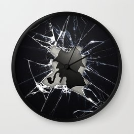 By Jove! Wall Clock