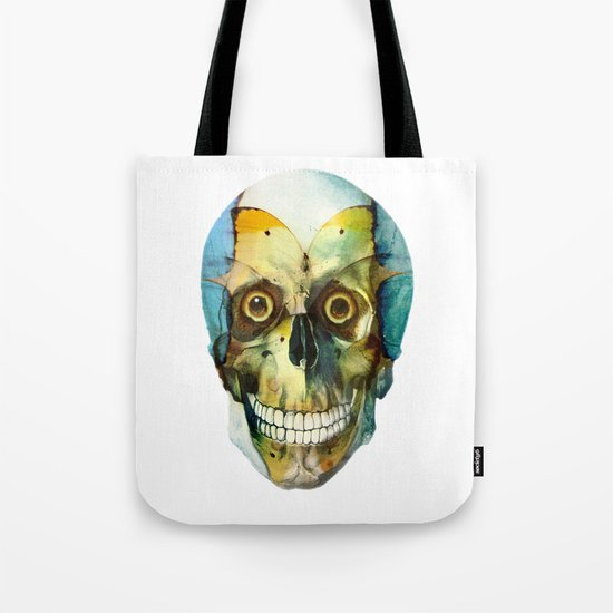 SKULL#02 Tote Bag