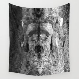 Watercolor Anthro 3 Wall Tapestry