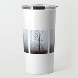 Fog Triptych Travel Mug