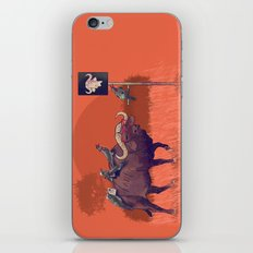 I'll take the buffalo iPhone & iPod Skin