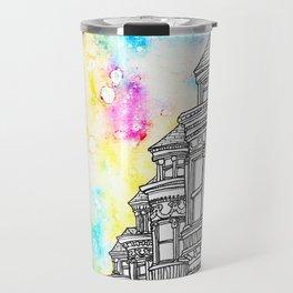 Splash | San Francisco Travel Mug