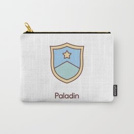 Cute Dungeons and Dragons Paladin class Carry-All Pouch