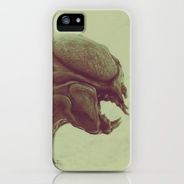 Kepler Fauna 453B iPhone Case