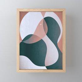 The Winner Whale Framed Mini Art Print